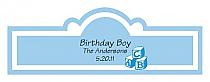ABC Baby Billbord Cigar Band Labels