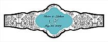 Silhouette Cigarband Fancy 3.27x1.16