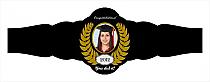 Crest Graduation Fancy Cigar Band Labels