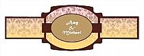 Nouveau Cigarband Buckle 3.27x1.16