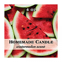 Enjoyable Small Square Candle Labels