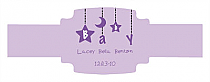 Mobile Baby Buckle Cigar Band Labels
