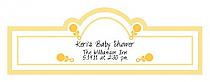 Child's Play Baby Billbord Cigar Band Labels