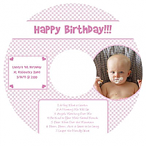 CD Baby Little Love Labels 4.625x4.625