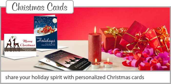 personalized christmas cards with photo your own wording color and