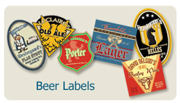 Custom Personalized Beer and Drink Labels
