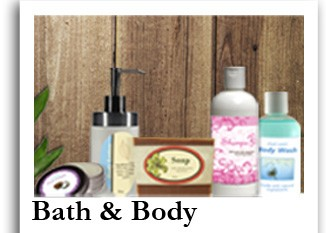 Custom Bath and Body Labels and personalized sticker